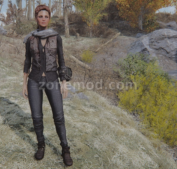 femshepping and sootdirts female wanderer fashion