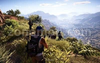 Tom Clancy's Ghost Recon: WildlandsTom Clancy's Ghost Recon: Wildlands